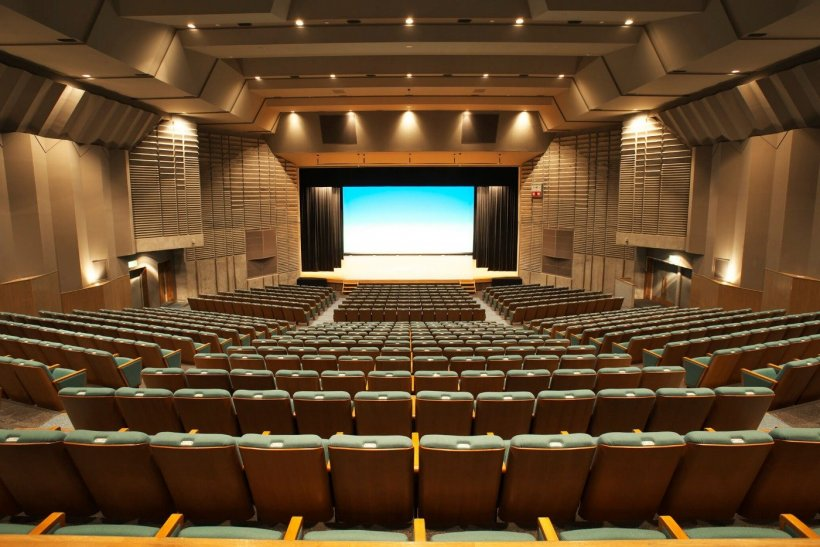 川西町フレンドリープラザ:劇場・ホールの写真