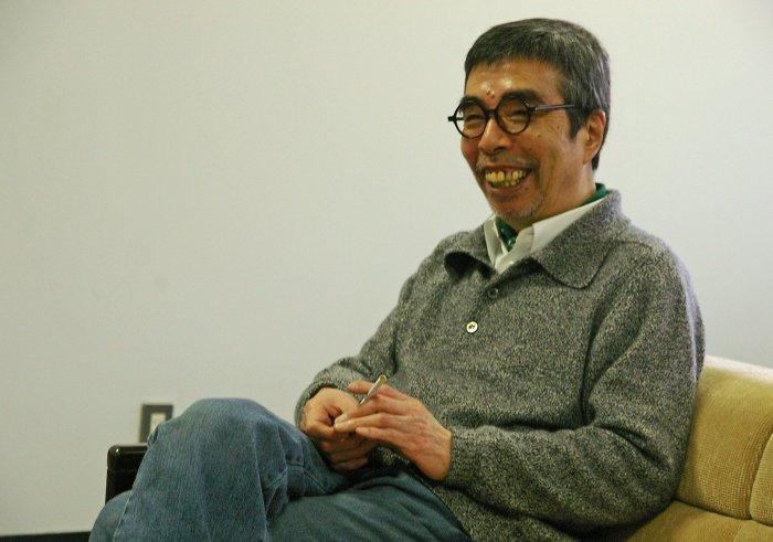 井上ひさしと遅筆堂文庫(写真提供:文藝春秋社)